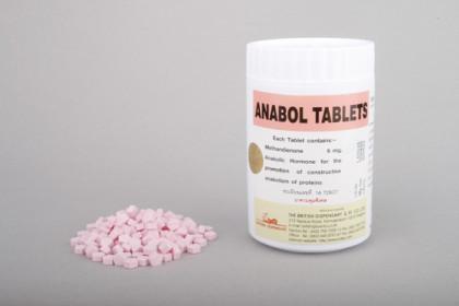 Anabol 5mg (1000 com)