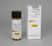 Clenbuterol comprimés 20mcg (100 com)