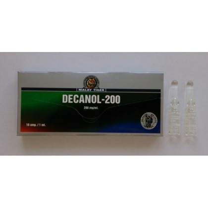 Decanol 200mg/amp