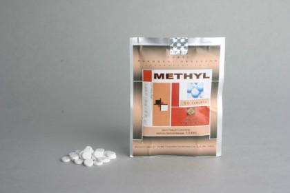 Methyl Hubei 10mg (50 tab)