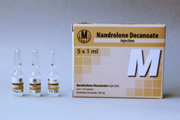 Nandrolone Decanoate March 200mg/amp