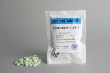 Oxydrol comprimés 50mg (100 com)
