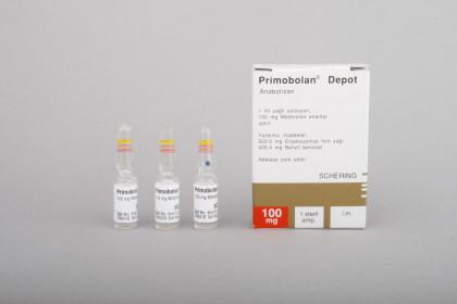 Primobolan Depot 100mg/amp