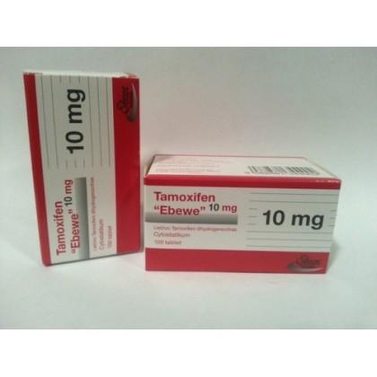 Tamoxifene citrate Ebewe 10 mg (100 com)