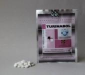 Turinabol Hubei 10mg (50 com)